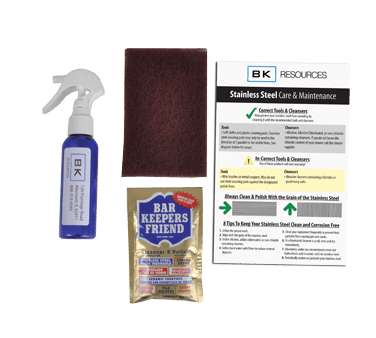 Cleaning System Kit
