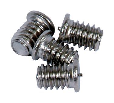 BK Resources BK-SWS-1024X1/2 Stainless Weld Stud, #10-24 x …