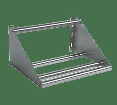 BK Resources BK-TSH-63 Tubular Dish Shelf, wall mount…