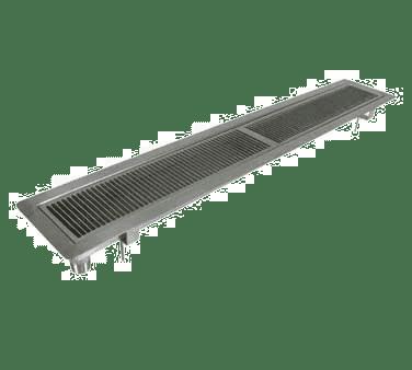 BK Resources BK-URTR-48 Urn Trough with Drip Plate, 48…