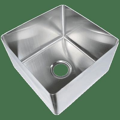 BK Resources BKFB-1824-14-16 Weld-In Sink