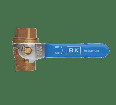 BK Resources BKG-BV100 Gas Shut-Off Ball-Valve, 1″ FP…