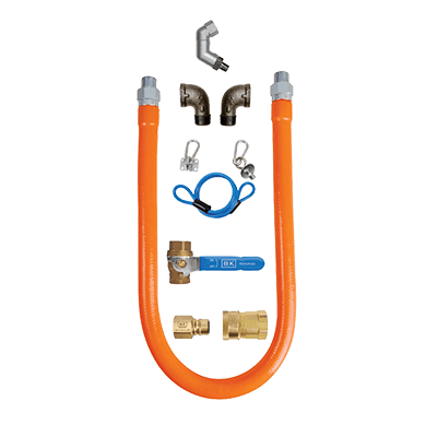 BK Resources BKG-GHC-10048-SW3 Swivel Pro™ Connection Kit, in…