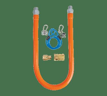 BK Resources BKG-GHC-5048-SCK2 Gas Hose Connection Kit # 2, i…