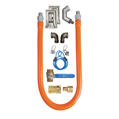 BK Resources BKG-GHC-5048-SWSP3 Set-Pro™ Connection Kit
