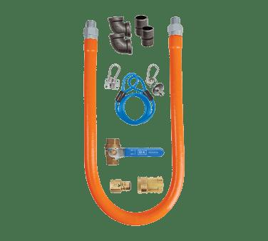 BK Resources BKG-GHC-7524-SCK9 Gas Hose Connection Kit # 9, i…