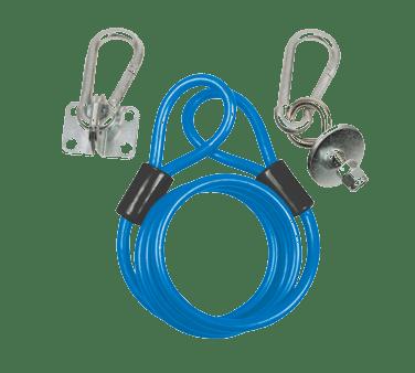 BK Resources BKG-RCK-24 Restraining Cable Kit, fits 24…