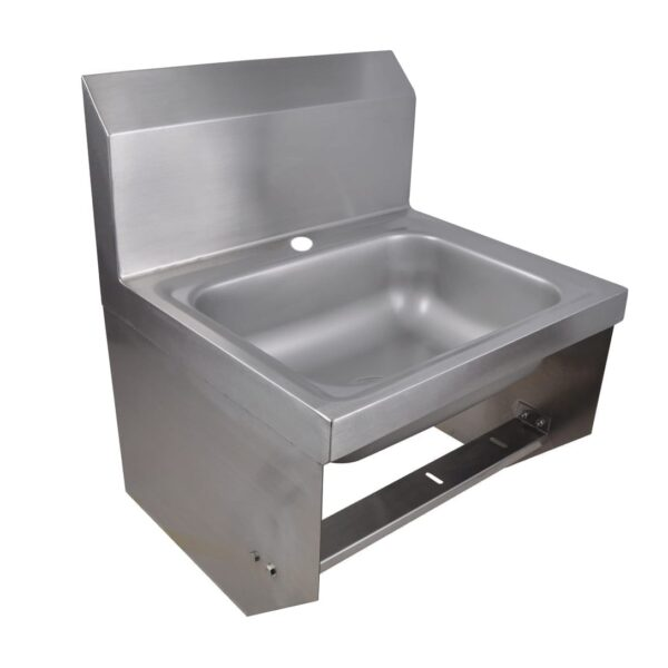 BK Resources BKHS-D-1410-1-BKK Hand Sink, wall mount