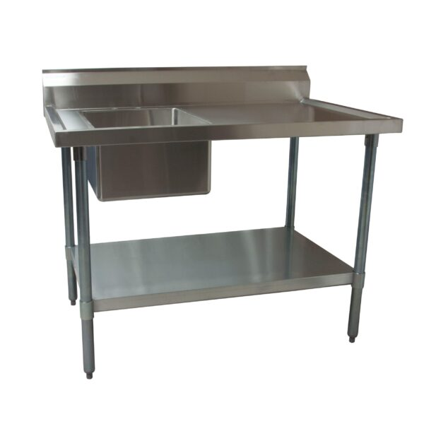 BK Resources BKMPT-3072S-L Work Table