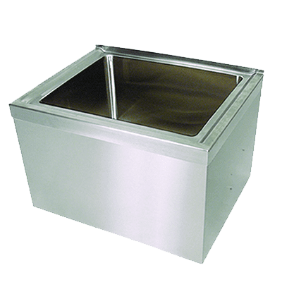 BK Resources BKMS-1620-6-KIT Mop Sink Kit, floor mount