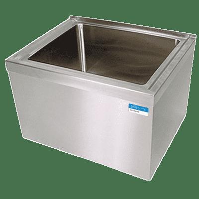 BK Resources BKMS2-1620-6-KIT Mop Sink Kit, floor mount