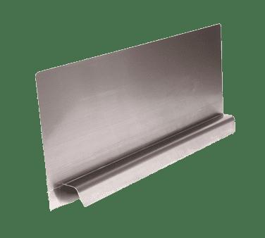 BK Resources BKS-RES-24 Sink Splash, removable, 24″, s…