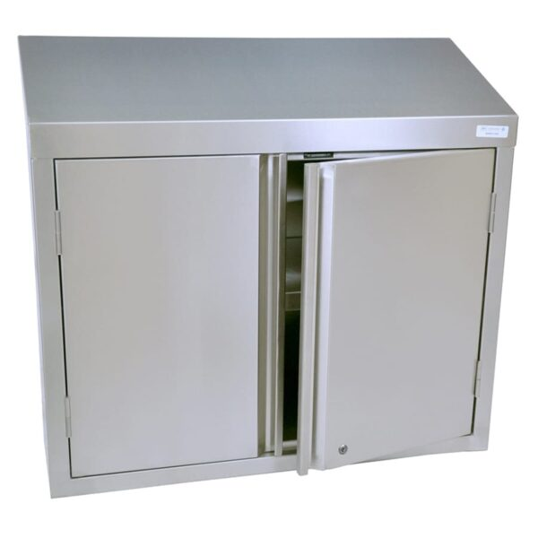 BK Resources BKWCH-1548HL Cabinet, wall mount, 48″W x 15…
