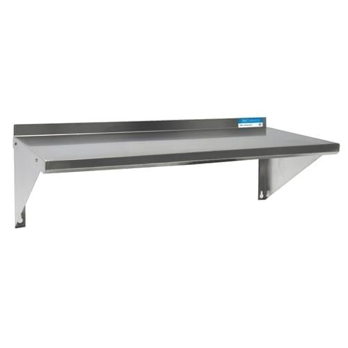 BK Resources BKWS-1248 Premium Shelf, wall-mounted, 4…