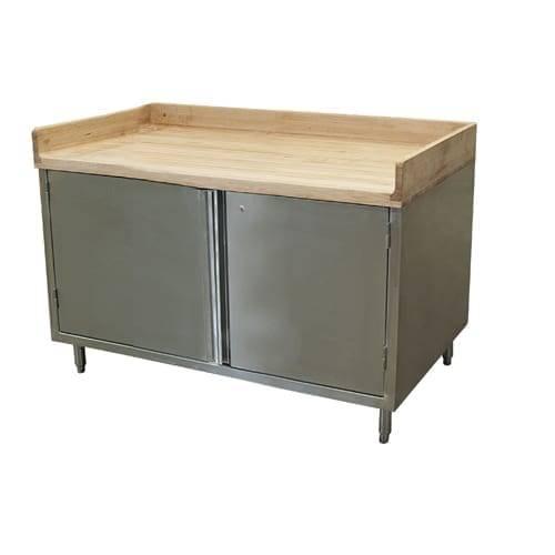 BK Resources CMBT-3048HL Chef Table