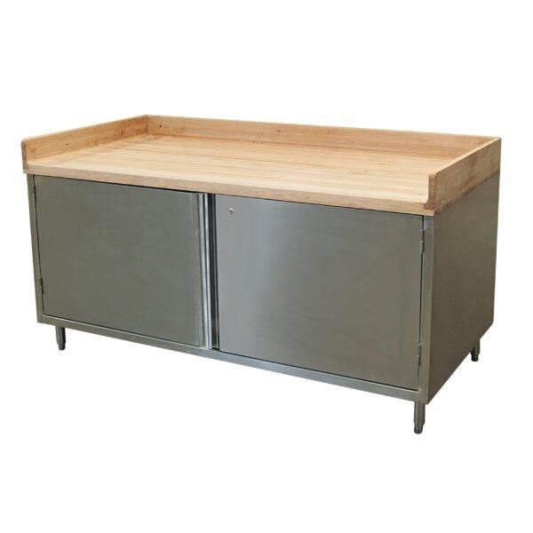 BK Resources CMBT-3672HL Chef Table