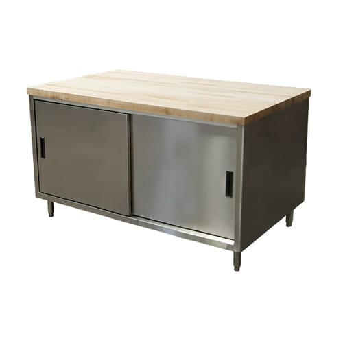 BK Resources CMT-3048S Chef Table