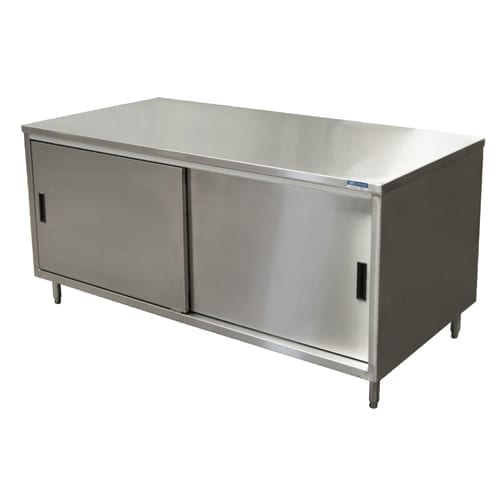BK Resources CST-2472S Chef Table