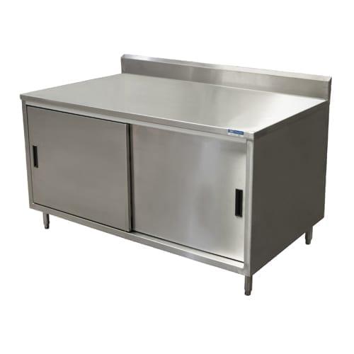 BK Resources CSTR5-2436S Chef Table