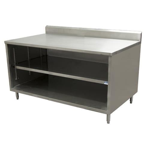 BK Resources CSTR5-3030 Chef Table, cabinet base