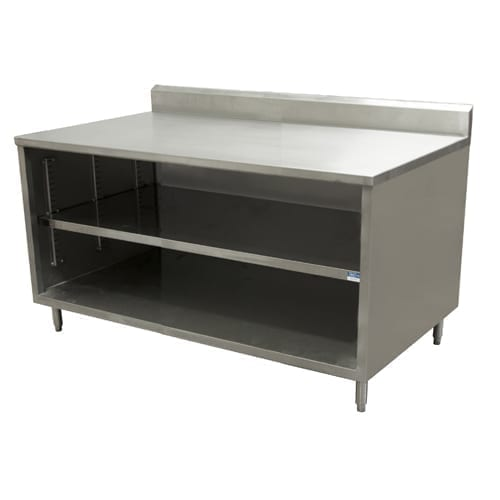 BK Resources CSTR5-3036 Chef Table, cabinet base