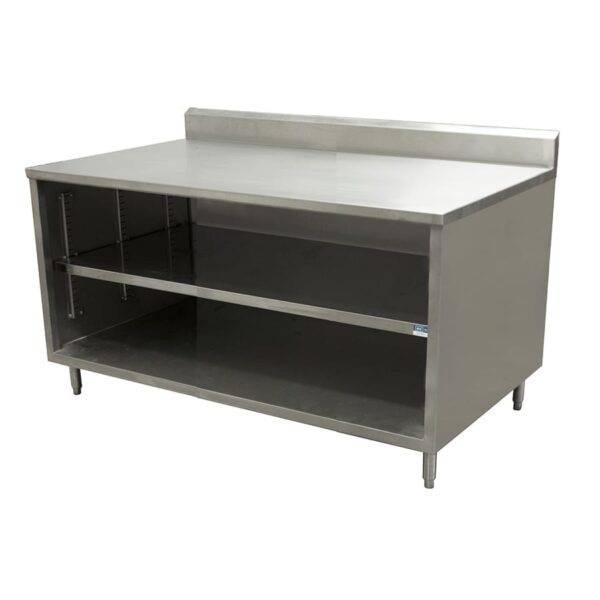 BK Resources CSTR5-3660 Chef Table, cabinet base