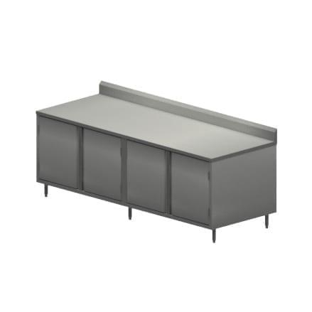 BK Resources CSTR5-3696H Chef Table, cabinet base