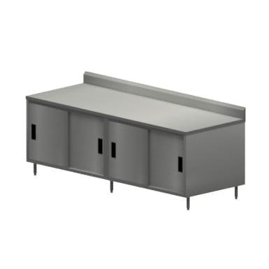 BK Resources CSTR5-3696S Chef Table, cabinet base