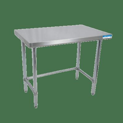 BK Resources CTTOB-3024 Work Table, 30″W x 24″D x 34-3…