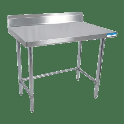BK Resources CTTR5OB-9630 Work Table, 96″W x 30″D x 39-3…