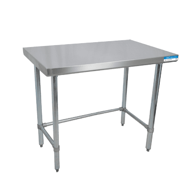 BK Resources CVTOB-7236 Work Table, 72″W x 36″D x 34-3…