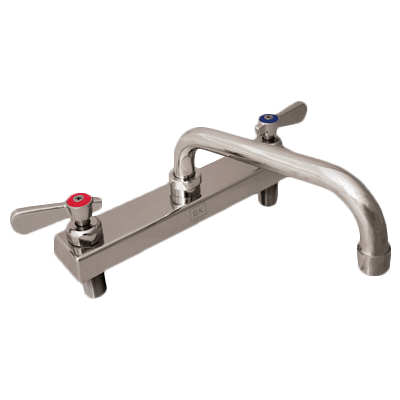 BK Resources EVO-8DM-6 Evolution Faucet