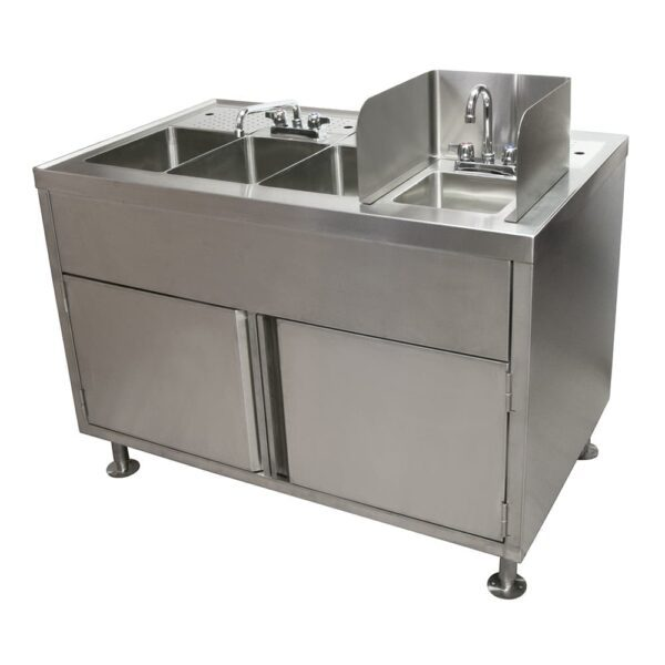 Cleaning System, Portable