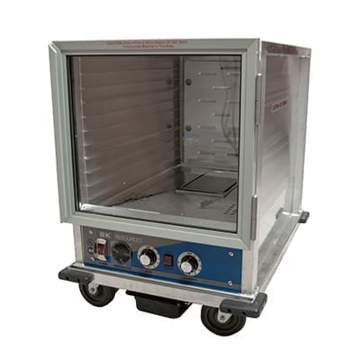 BK Resources HPC2N Proofer/Heater Cabinet, mobile…