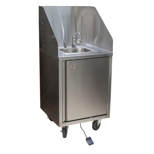 Hand Sink, Mobile