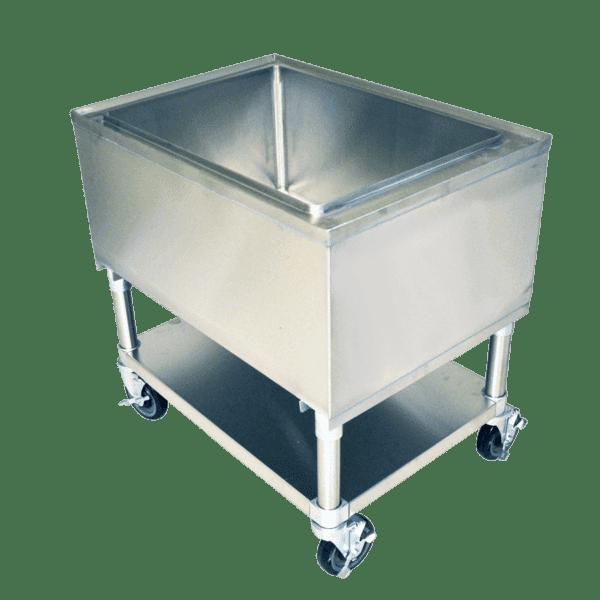 Ice Bin / Ice Caddy , Mobile