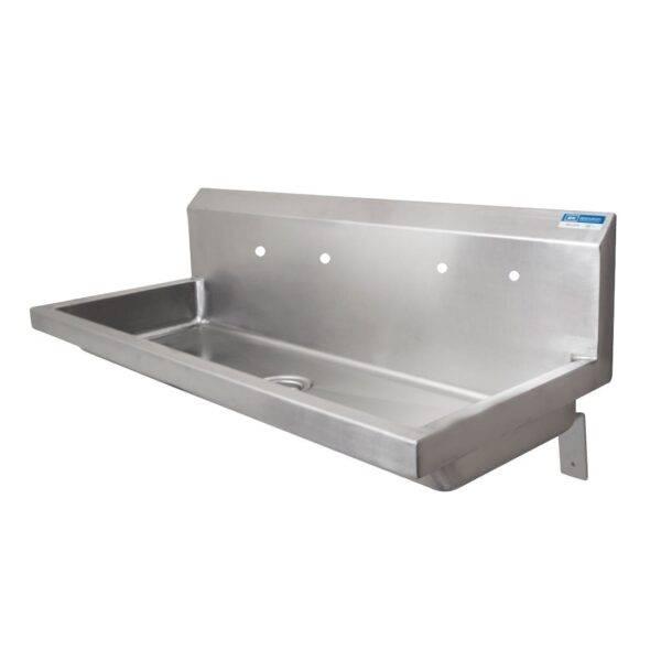 BK Resources MSHSA-96W2 ADA Four Station Handwash Sink