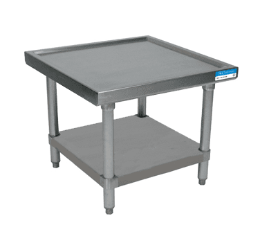 BK Resources MST-3630SS Machine Stand, with stainless steel base