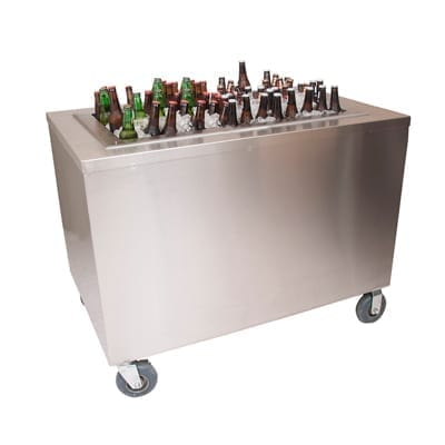 BK Resources PBC-3048S Portable Beverage Center, 48″W…
