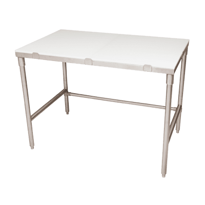 Work Table, Poly Top