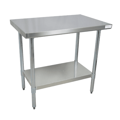 BK Resources QVT-4824 Work Table
