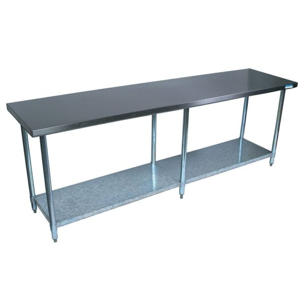 BK Resources QVT-8424 Work Table