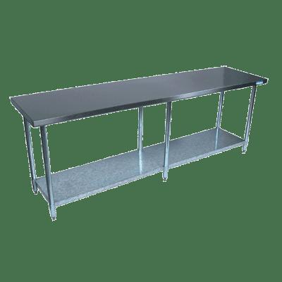 BK Resources QVT-9630 Work Table, 96″W x 30″D x 34-3…