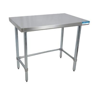 BK Resources QVTOB-6024 Work Table, 60″W x 24″D x 34-3…