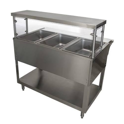 BK Resources SG-FCS-4 Cafeteria Shelf