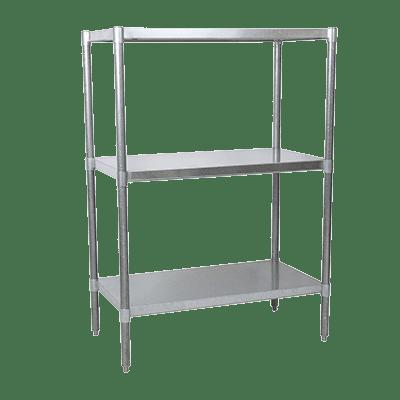 Shelving Unit, Solid Flat
