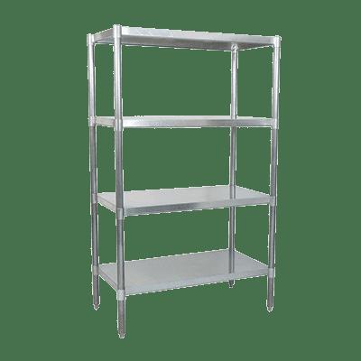 BK Resources SSU6-3124 Dry Storage Shelving Unit