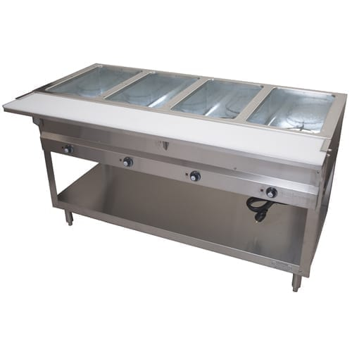BK Resources STE-4-120 Steam Table, electric