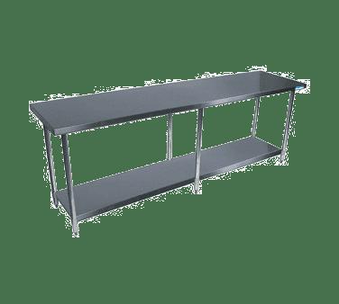 BK Resources SVT-8430 Work Table, 84″W x 30″D, 18/43…
