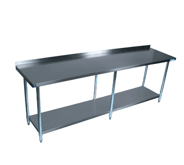 BK Resources SVTR-9630 Work Table